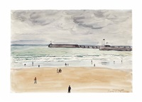 sables d'olonne by albert marquet