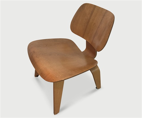 eames lcw chair by charles and ray eames & Eames LCW chair by Charles and Ray Eames on artnet