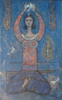 ange de la paix by abbas moayeri