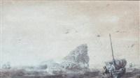 pêcheurs en rade de brest by pierre ozanne