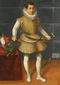 portrait of a young nobleman of the colonna family by scipione pulzone