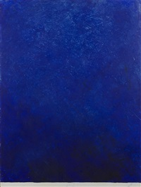 ocean blue series #30 by joe goode