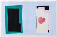le coeur (pl. vii) by henri matisse