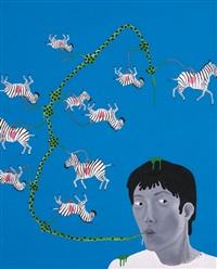 zebra crossing by xu maomao