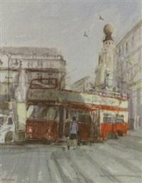 first stop, trafalgar square by mary jackson