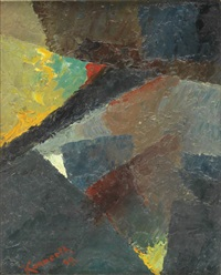 modernist abstraction by hermann konnerth