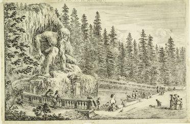 il gigante di pratolino by stefano della bella