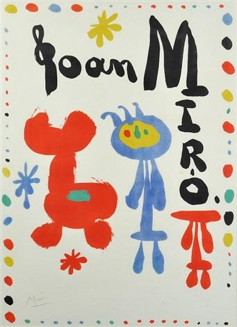 joan miro by joan miró