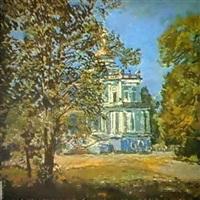 le palais bleu by victor korovin