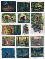 la livre de la jungle (59 works) by bill peet
