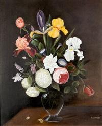 les iris by roland lenglet