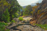 The Canyon Stream, 1919