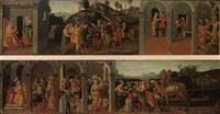 episodes from the life of joseph by davide bigordi ghirlandajo