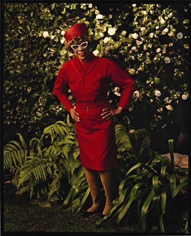 ella fitzgerald beverly hills california by annie leibovitz