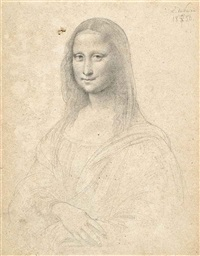 the mona lisa by lord frederick leighton