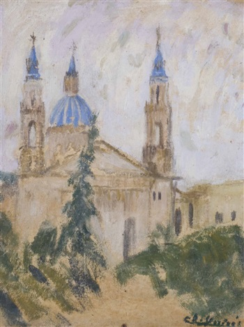 la iglesia by cesáreo bernaldo de quirós