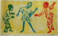 the dance by elizabeth catlett