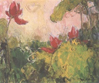 lotus by liao pen-sheng