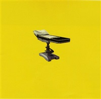 operating table (yellow) 1 by julie roberts