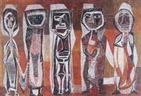 figuras by leonidas gambartes