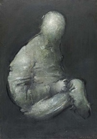 figure no.3 by semyon yevgenyevich agroskin