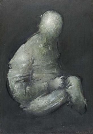figure no3 by semyon yevgenyevich agroskin