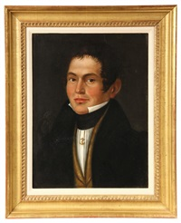 portrait of a young merchant seaman by joseph greenleaf cole