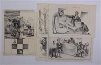 el jicote (5 works) by josé guadalupe posada