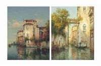 a venetian backwater by noel georges bouvard