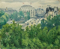 la samaritaine by albert marquet