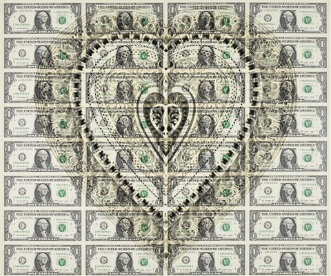 untitled heart by scott campbell