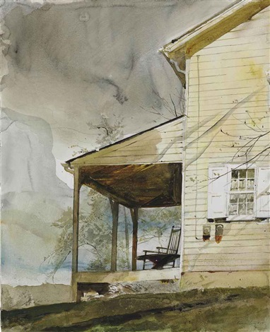 messersmiths by andrew wyeth