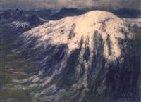 montagne d'eau (pas-de-calais) by sigismond jean-ernest jeanès