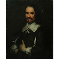 portrait of gentleman, said to be don andres de andrade y la cal by bartolomé esteban murillo