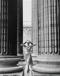 untitled (fashion) by maurice tabard
