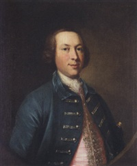 portrait of a gentleman by james cranke