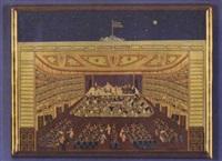 metropolitan opera house by israel litwak