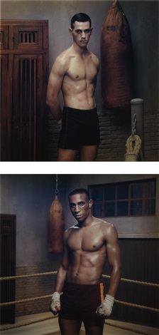 hope portraits vii and viii 2 works by erwin olaf