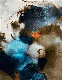 lichtgraphik # 34 by heinz hajek-halke