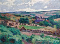 le val andré by armand guillaumin