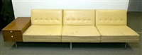 sofa by herman miller by george nelson