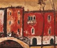 square at venice by corneliu baba