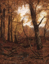 autumn by william samuel jay