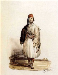 soldat maltais by jules-robert (m. auguste) auguste