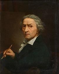 autoportrait by antoine jean joseph ansiaux