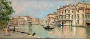 canal de venecia by antonio maría de reyna manescau
