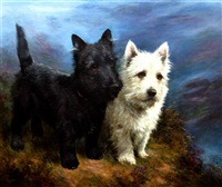 terriers by lilian cheviot