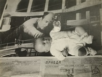 i want a child by el lissitzky