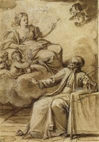 apparizione della fede by teresa del po
