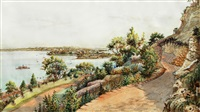 south perth from kings park by john paterson campbell